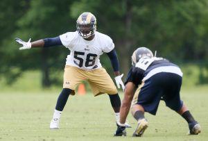 Rams notes: Dunbar, Williams reunite — again
