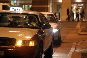 Along for the ride: Local taxi industry gets improved marks in new report
