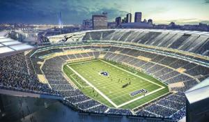 Thursday's scheduled hearing about stadium funding will be rescheduled