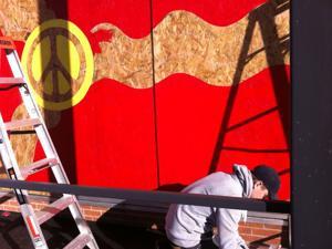 South Grand businesses repair, prepare after Ferguson announcement