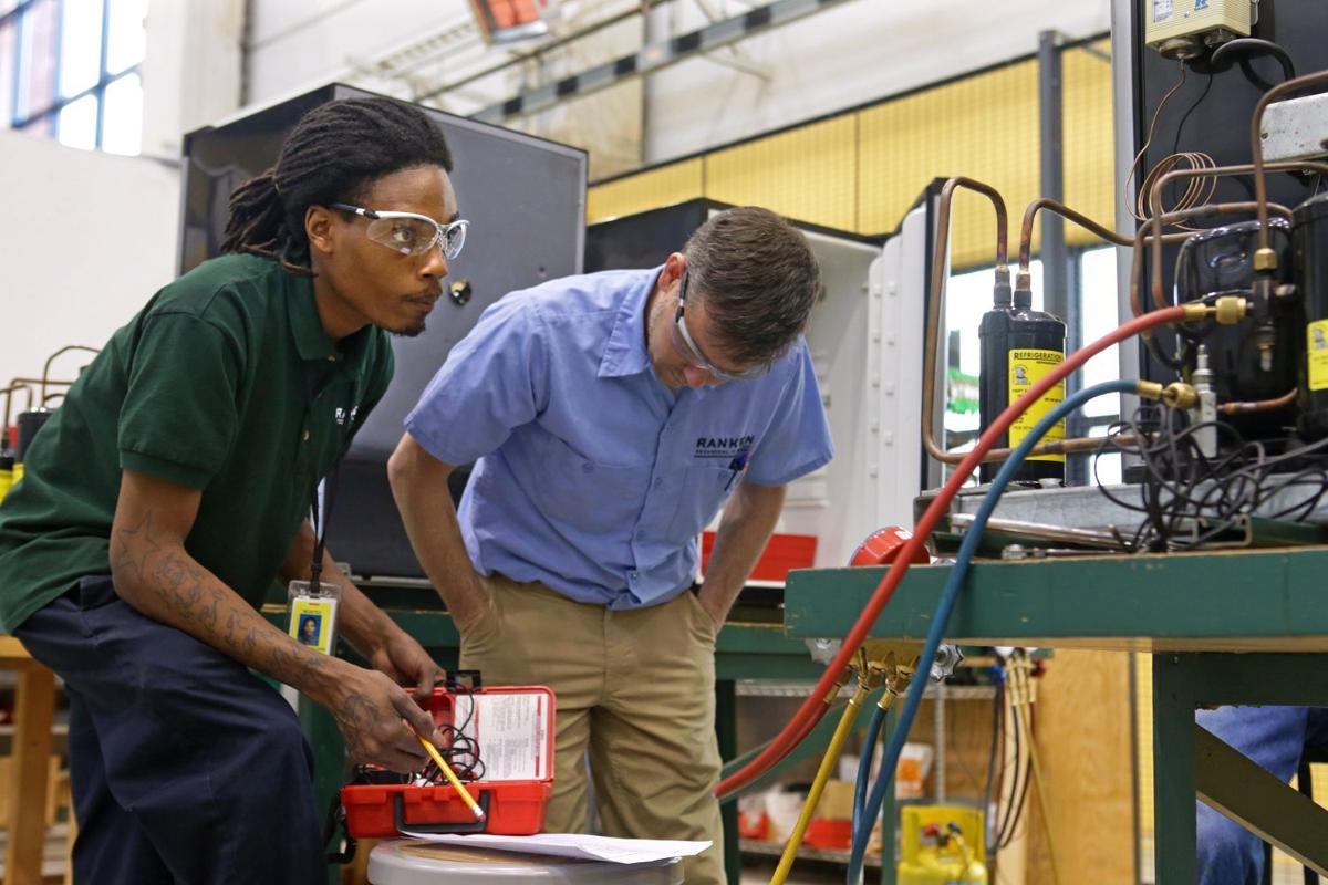 program teaches skills behavior modification to break cycle of job training