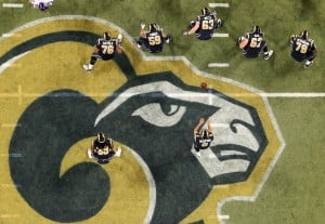 Predicting the Rams, Game by game