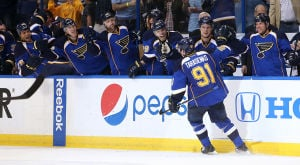 Rutherford: What the loss of Backes would mean to Blues