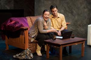 Theater ventures to the edge in new shows