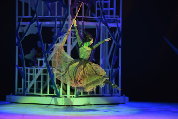 Ballet Memphis Triumphs With Magical Version Of Classic