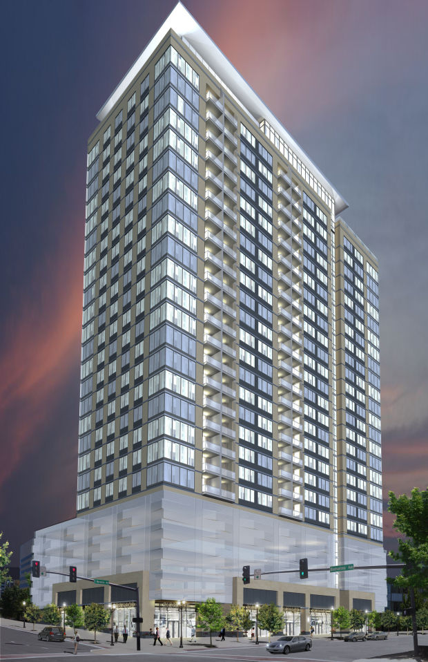 Petitions Call For Referendum On Tax Abated High Rise In