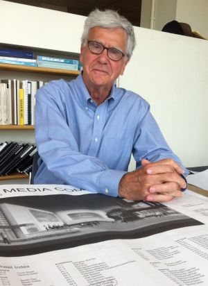 Fred powers new arch grounds will bring new energy to for Tim bryan architect