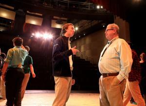 Drama teacher Tom Murray hits a milestone at CBC
