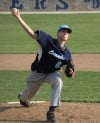 Wilmes fires no-hitter in St. Dominic's 10-0 romp over visiting Trinity