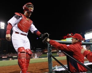 Cards Notebook: Matheny will stick to bullpen plan