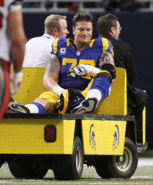 Jake Long undergoes knee surgery