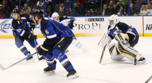 Bluenotes: Blues change defensive pairings