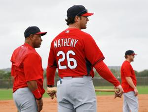 Bernie: Matheny's leadership has been invaluable