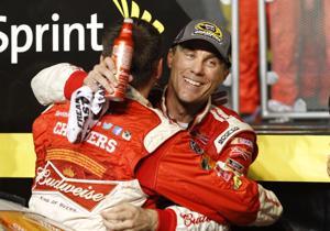 Budweiser out, Busch beer returning to NASCAR as sponsor