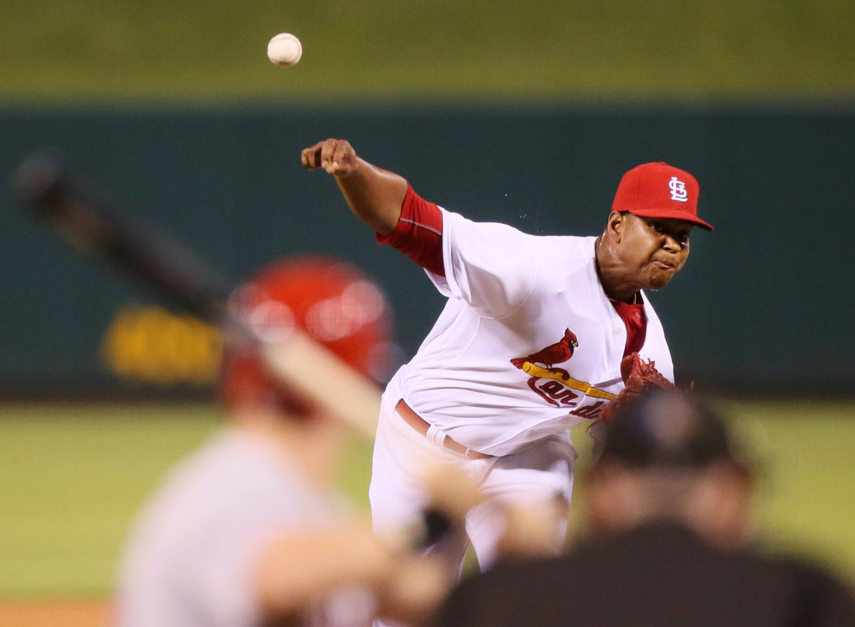 With Wacha on DL, Cards call for Reyes, Weaver