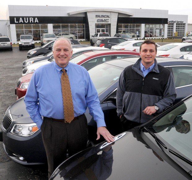 St Louis Gmc Dealers: Something Old And Something New Help Collinsville Car