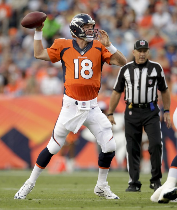 Rams Hope To Decode Manning Sports
