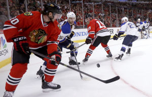 Game 4: Blues vs. Blackhawks
