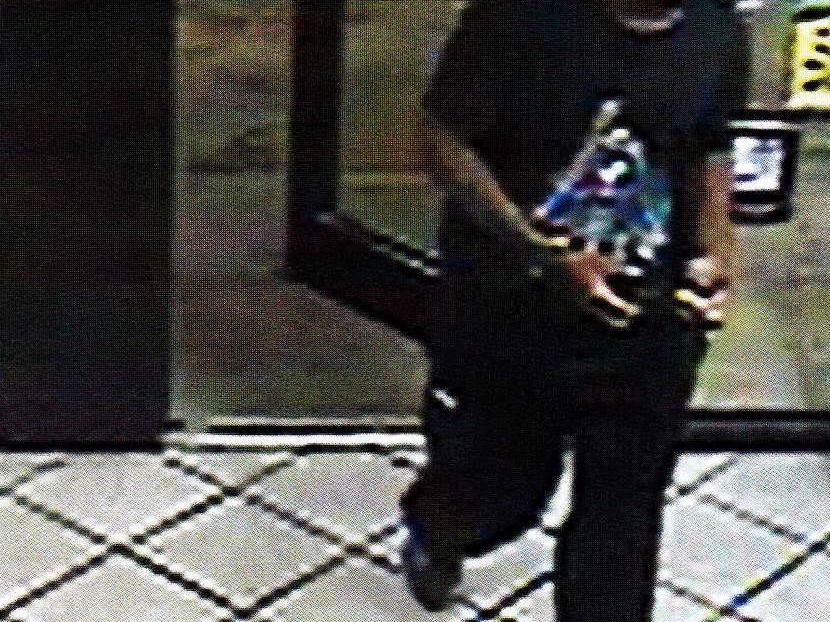 Town and country police release photo of man wanted for for Town and country magazine sweepstakes