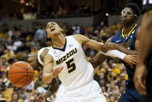 Highlights: Mizzou bounces West Virginia