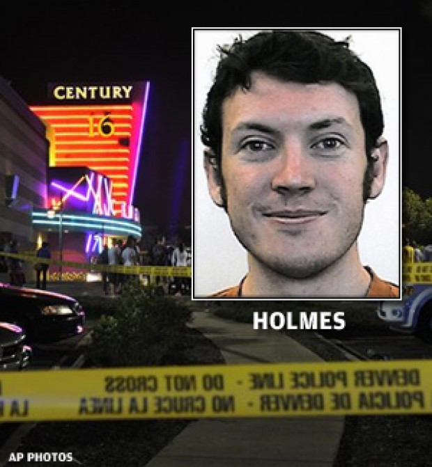 Colorado Movie Theatre Shooting Video Pictures: Colorado Massacre Suspect Bought Equipment From