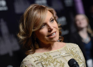 Katie Couric, Jenna Bush turn heads at Snowflake Ball