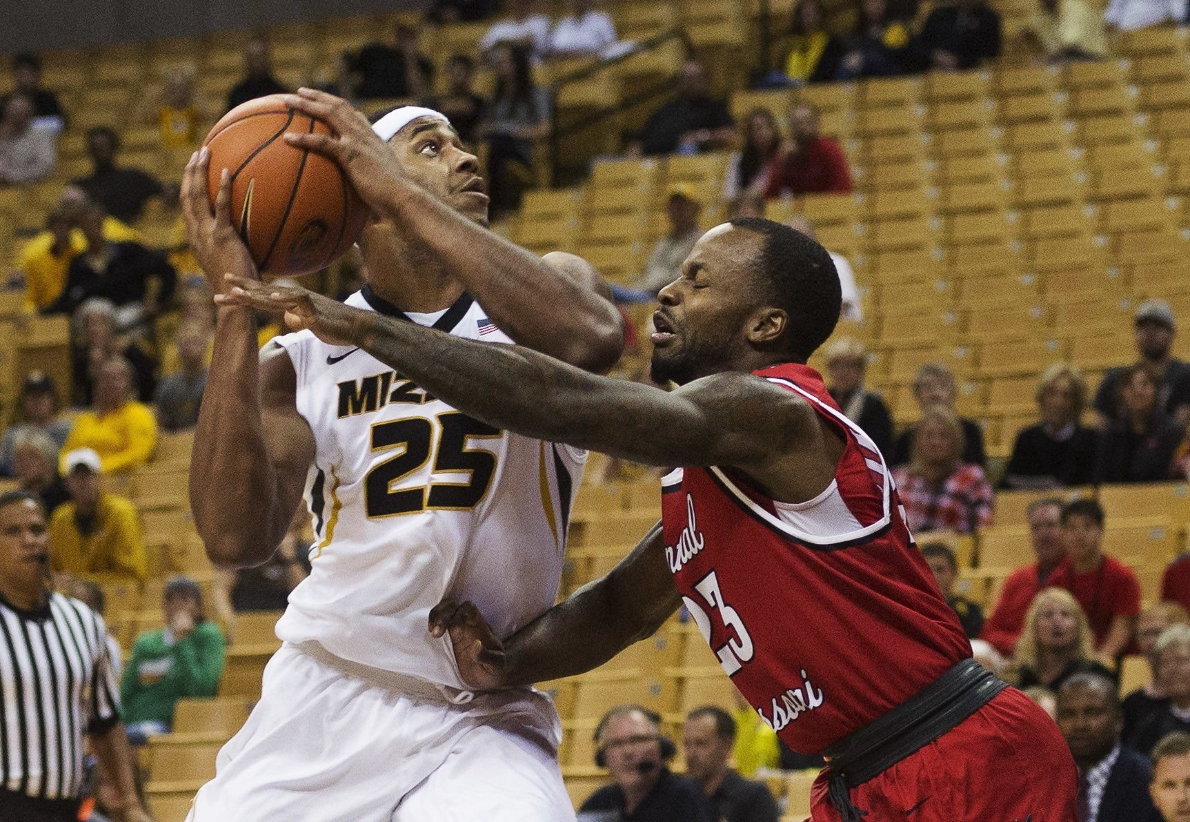 Benfred: Mizzou pulls out ugly win vs. Central Missouri