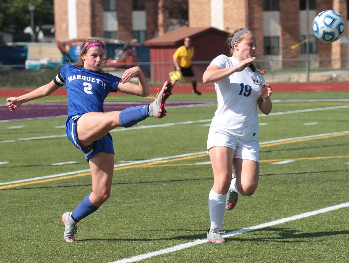 Alton Marquette vs. Columbia soccer