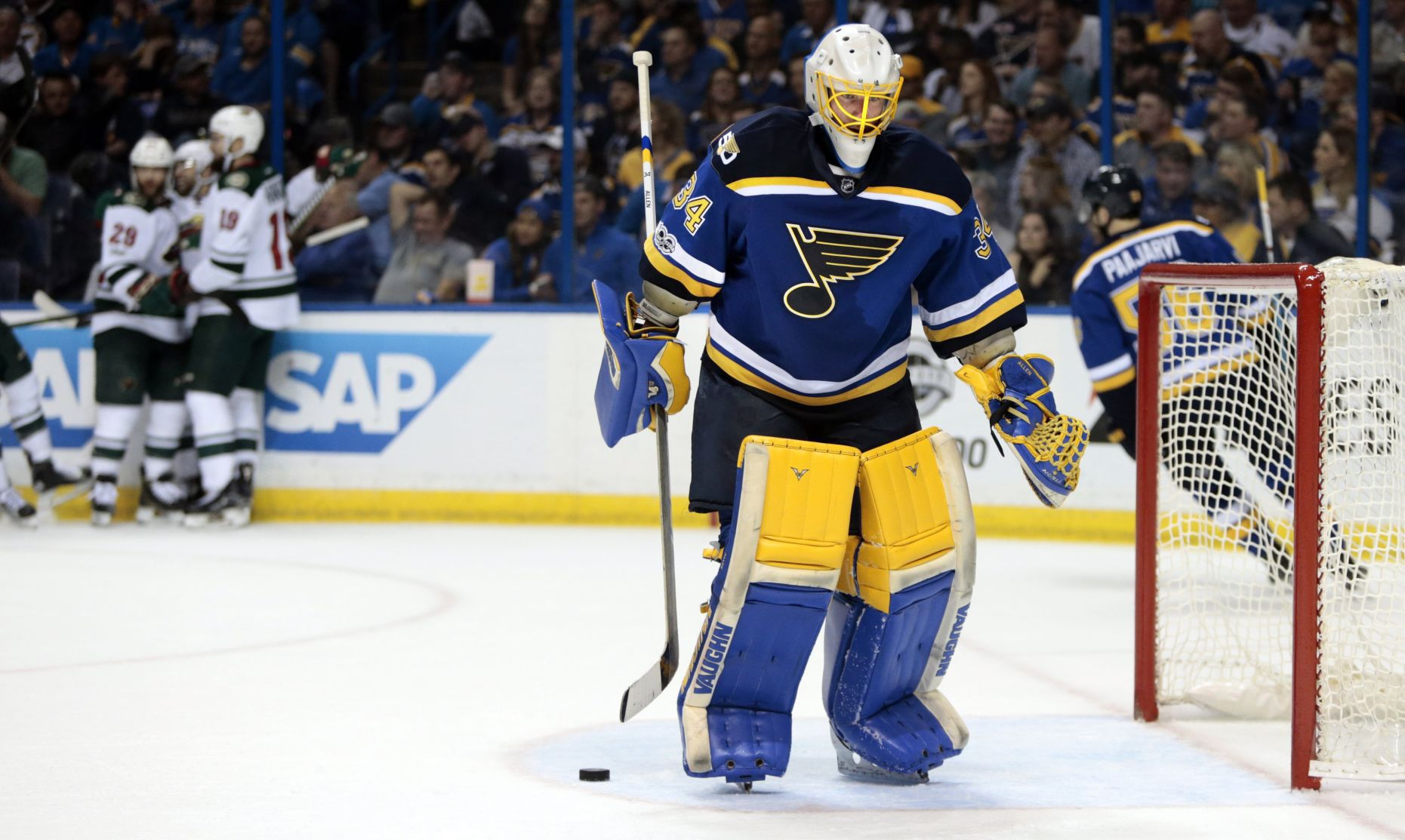 Hochman: Suddenly, 'casual' Blues Find They're In A Series