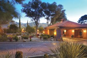 At glittering Canyon Ranch, stressed guests learn to stroll, not run