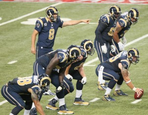 Gordon: Rams seek solutions rather than dwell on problems