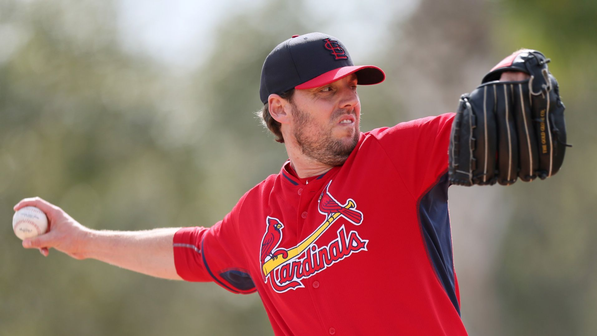 Lackey perfect in spring debut