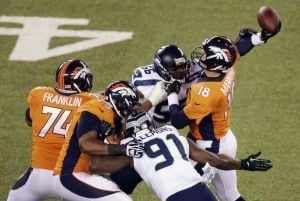 Bernie: Seahawks win with show of force