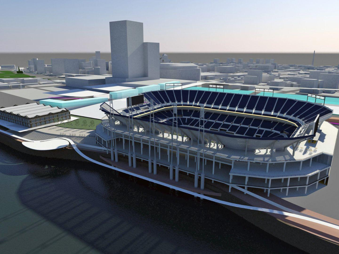 Nicklaus Stadium May Sparkle But It S Not An Investment