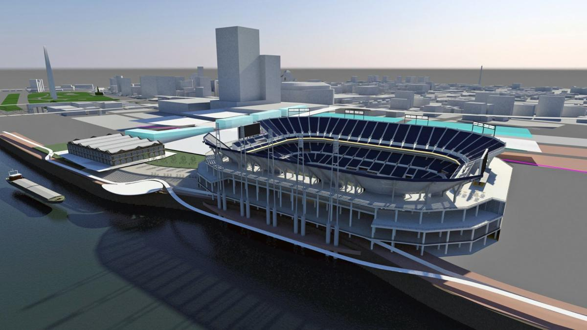 Consultant Hired For St Louis Stadium Project Nfl
