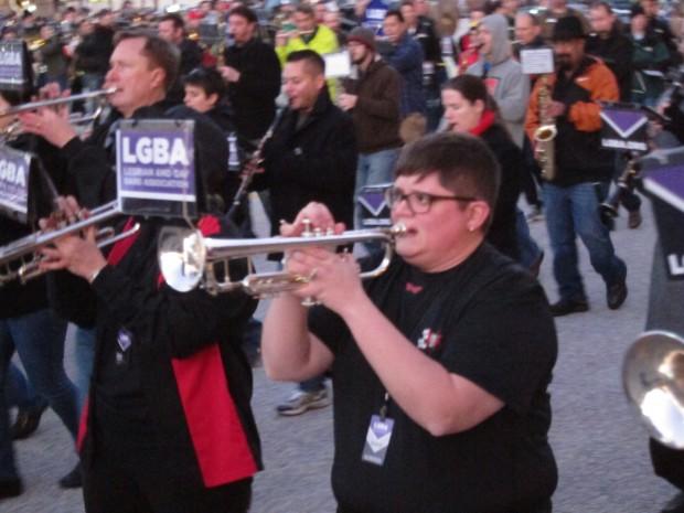 Gay Band Inaugural