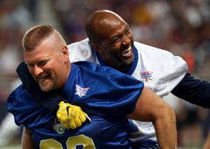 Life after football agrees with 'Greatest Show' Rams