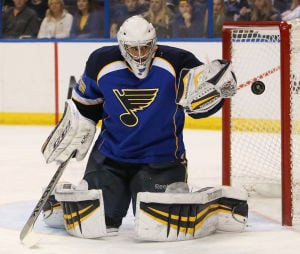 Ryan Miller calm and confident — even if fans aren't
