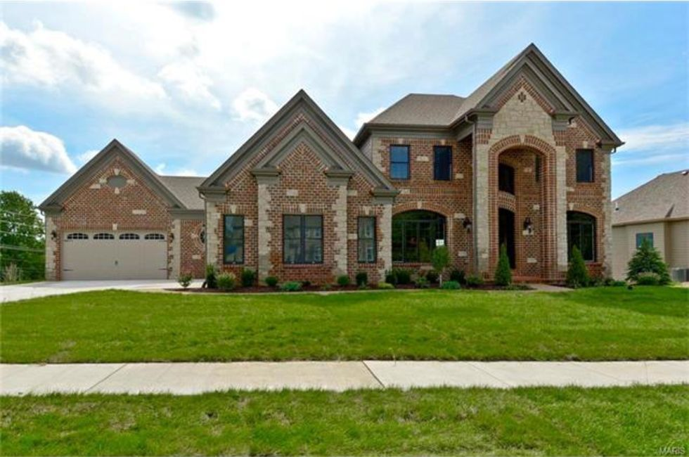 Big Homes Just Listed in the St Louis Area Home and