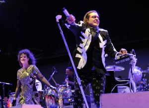 Arcade Fire heats up the rhythm on 'Reflektor' tour
