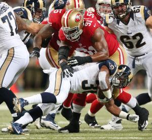 Tipsheet: 49er woes alter NFC West race