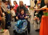 Patient Parade of Tricks and Treats at Children's Hospital