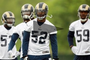 UFR: Rams' top picks debut at minicamp