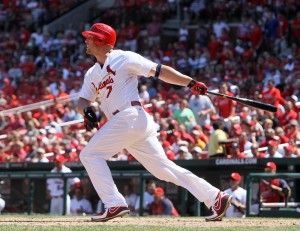 Cardinals sweep Houston Astros