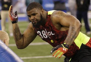 Draft's top defensive line talent comes from near — and far