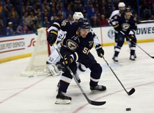 Paajarvi re-signs with Blues