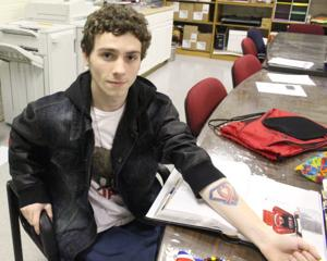 Resilient student turns cancer diagnosis into opportunity to help others