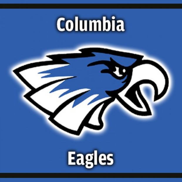 Columbia Football Logo Columbia Eagles Logo »