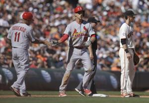 Cards notes: Piscotty putting on a show for family, friends