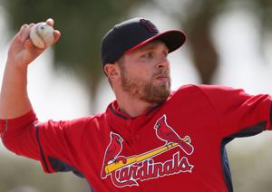 Cards put Belisle on DL with elbow issue